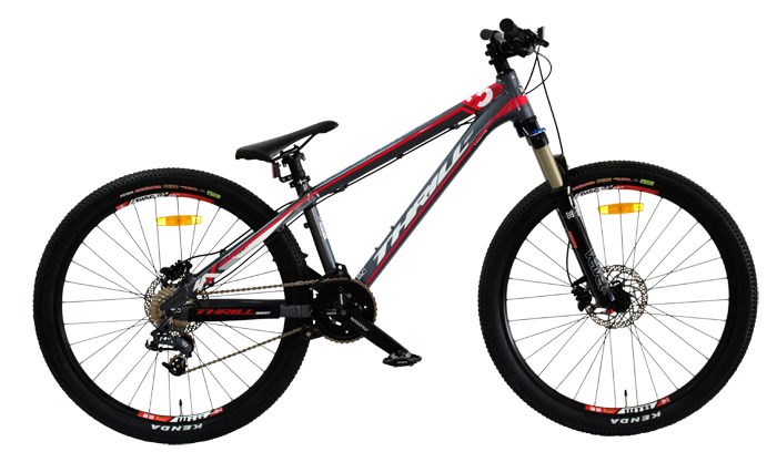 Wimcycle THRILL AGENT 4X 2014 - Serba sepeda